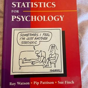 Psychology Book. Used
